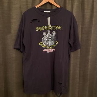 スピンズ(SPINNS)の新品 スピンズ 古着 Tシャツ バンティー バンドTシャツ バンT(Tシャツ/カットソー(半袖/袖なし))