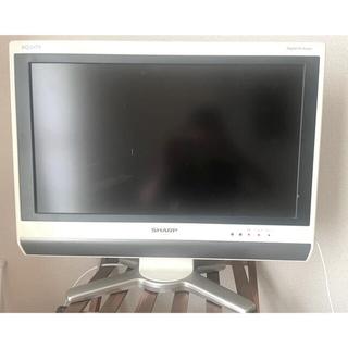 アクオス(AQUOS)のSHARP AQUOS 液晶テレビ 26インチ(テレビ)