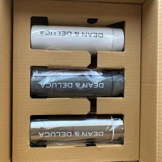 ディーンアンドデルーカ(DEAN & DELUCA)の値下げ!DEAN &DELUCA ステンレスボトル3本セット(水筒)