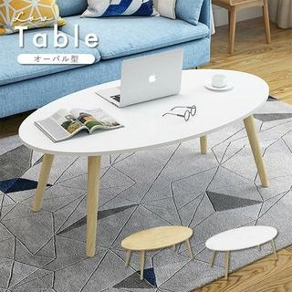 コンパクトで使い勝手のいいローテーブル(ローテーブル)