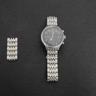 ポールスミス(Paul Smith)のポールスミス 腕時計 0511-S060583  クロノグラフ SS グレー(腕時計(アナログ))