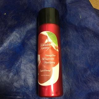 ワンダハニー潤いペアトリートメントスプレー林檎ハチミツの香り(ヘアスプレー)