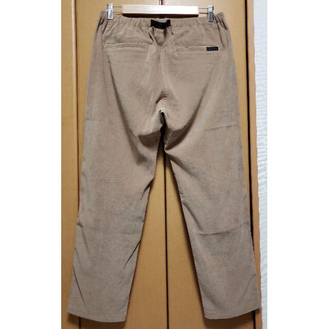 GRAMICCI(グラミチ)のグラミチ EDIFICE 別注 ギャバストレッチ エバークリースパンツ XL メンズのパンツ(その他)の商品写真