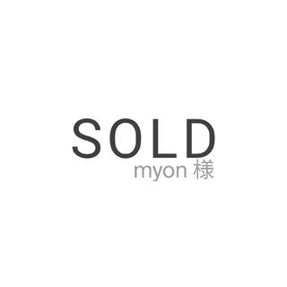 myon 様 専用ページ(サンダル)