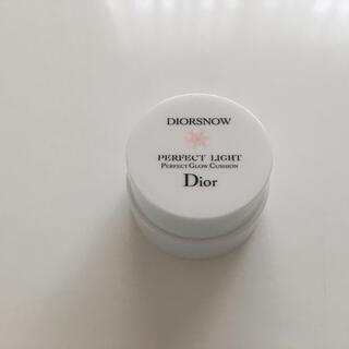 ディオール(Dior)のディオール  スノーパーフェクト ライトクッションファンデ(ファンデーション)