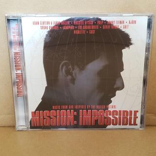 MISSION IMPOSSIBLE ミッションインポッシブル(映画音楽)