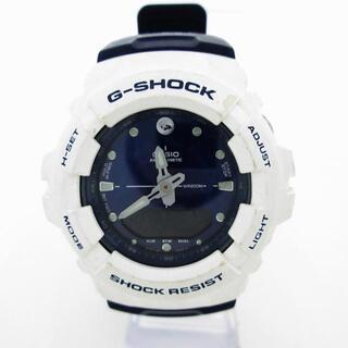 カシオ(CASIO)のカシオ 腕時計 G-SHOCK G-100K メンズ 黒(その他)
