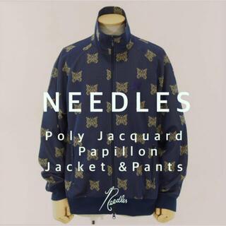 Needles - Needles ニードルス ジャガード パピヨン トラック パンツ ジャケット