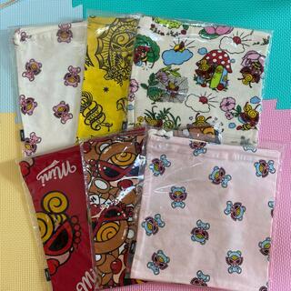 ヒステリックミニ(HYSTERIC MINI)の巾着(ランチボックス巾着)