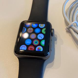 Apple - Apple Watch 3 cellular+GPSモデル 38mm 美品