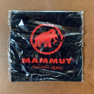 マムート(Mammut)のマムート  フェイスタオル(登山用品)