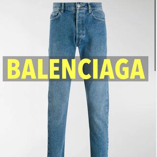 バレンシアガ(Balenciaga)の定価7万70000円。 国内正規  バレンシアガ   新品!!(デニム/ジーンズ)