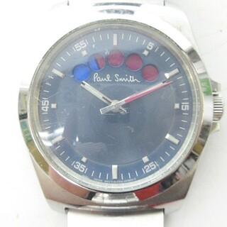 ポールスミス(Paul Smith)のポールスミス F335-T001572 ファイブアイズ 腕時計 青文字盤(腕時計(アナログ))