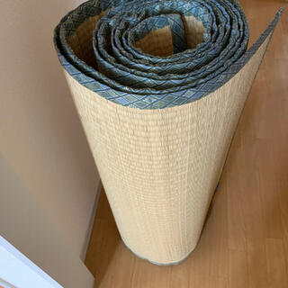ニトリ - い草 ラグ ゴザ カーペット ニトリ 畳 4畳 上敷き 除草シート