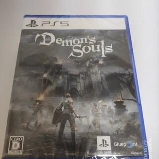ソニー(SONY)のDemon's Souls PS5(家庭用ゲームソフト)
