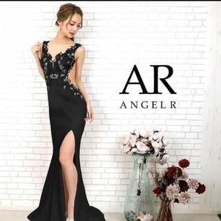 エンジェルアール(AngelR)のエンジェルアール ロングキャバドレス ブラック(ナイトドレス)