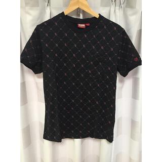 ONITSUKA TIGER オニツカタイガー 半袖Tシャツ(Tシャツ/カットソー(半袖/袖なし))