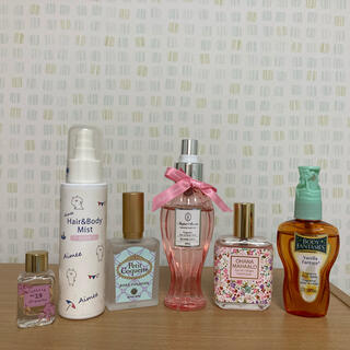 ボディファンタジー(BODY FANTASIES)の香水まとめ売り⭐︎オハナマハロ ボディファンタジー等色々♪(香水(女性用))
