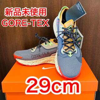 ナイキ(NIKE)のペガサストレイル2 GORE-TEX ゴアテックス 29cm(登山用品)