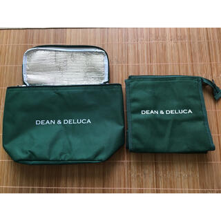 DEAN & DELUCA - お値下げ!!DEAN & DELUCA  保冷バッグ&ポ-チ