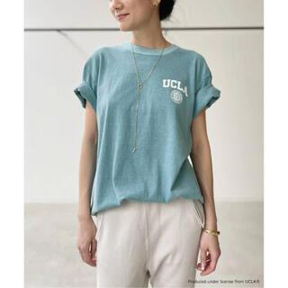 アパルトモンドゥーズィエムクラス(L'Appartement DEUXIEME CLASSE)のグッドロックスピード College T-sh UCLA(Tシャツ(半袖/袖なし))
