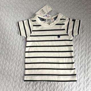 ポロラルフローレン(POLO RALPH LAUREN)の新品タグ付き POLO Tシャツ 70(Tシャツ)