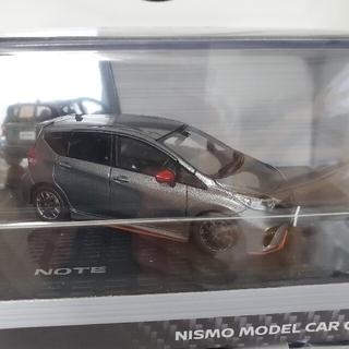 日産 ノートニスモ 1/43 モデルカー