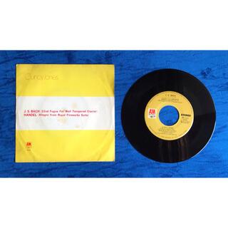 クインシー ジョーンズ シングルレコード(映画音楽)