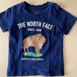 ザノースフェイス(THE NORTH FACE)のノースフェイス 半袖Tシャツ80(Tシャツ)