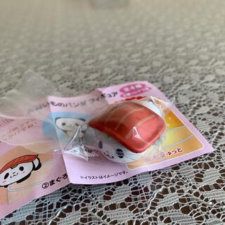 ラクテン(Rakuten)の【未使用】くら寿司×楽天お買いものパンダ フィギュア(キャラクターグッズ)