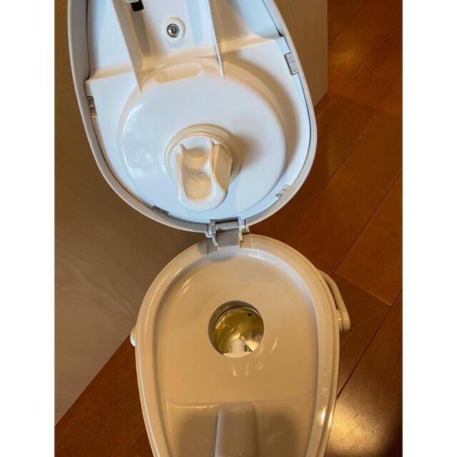 象印(ゾウジルシ)のZOJIRUSHI 押すだけポット⭐︎ インテリア/住まい/日用品のキッチン/食器(その他)の商品写真