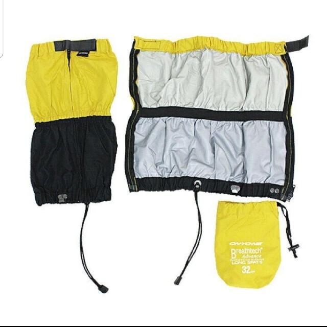 ONYONE(オンヨネ)のオンヨネ(ONYONE)レインスパッツ スポーツ/アウトドアのアウトドア(登山用品)の商品写真