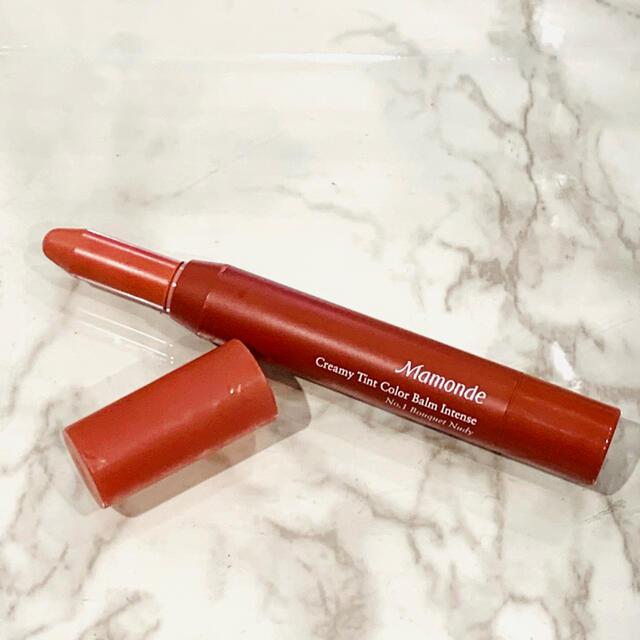 AMOREPACIFIC(アモーレパシフィック)のmamonde⭐️クリーミィティントカラーバーム コスメ/美容のベースメイク/化粧品(口紅)の商品写真