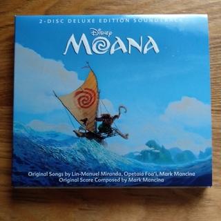 ディズニー(Disney)のモアナと伝説の海  MOANA CD 2枚組  英語版(映画音楽)