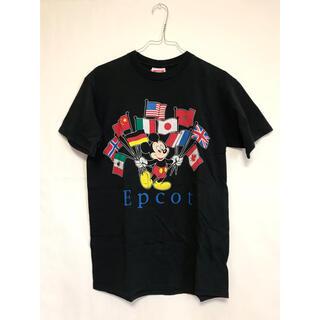 ディズニー(Disney)の[2点以上購入で30%OFF]古着 ミッキー Tシャツ(シャツ/ブラウス(半袖/袖なし))
