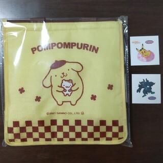 ポムポムプリン - ポムポムプリン 保冷バッグ & ポケモンシール 2枚