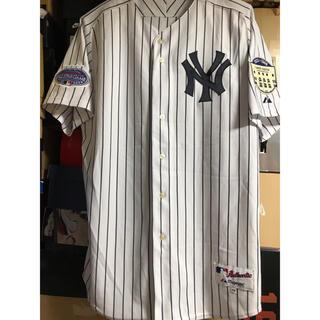 Majestic - MLB ヤンキース ジョバチェンバレン オーセンティック ジャージ ユニフォーム