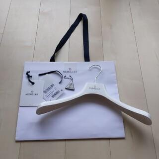 モンクレール(MONCLER)のモンクレール ハンガー タグ 紙袋(ショップ袋)