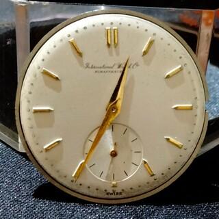 インターナショナルウォッチカンパニー(IWC)のIWC手巻きムーブメント(腕時計(アナログ))