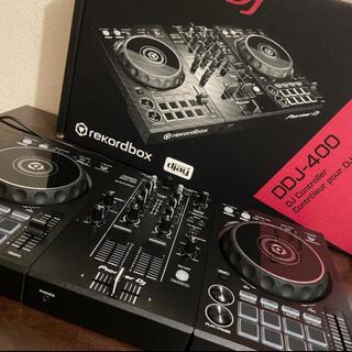 パイオニア(Pioneer)のddj-400 美品(DJコントローラー)