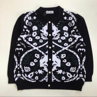 Jieda - ttt_msw Persia knit polo
