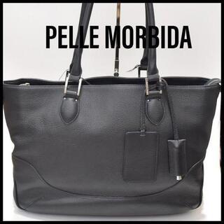 ペッレ モルビダ(PELLE MORBIDA)のMB048 レザー 横型トートバッグPELLE MORBIDA(ペッレモルビダ)(トートバッグ)