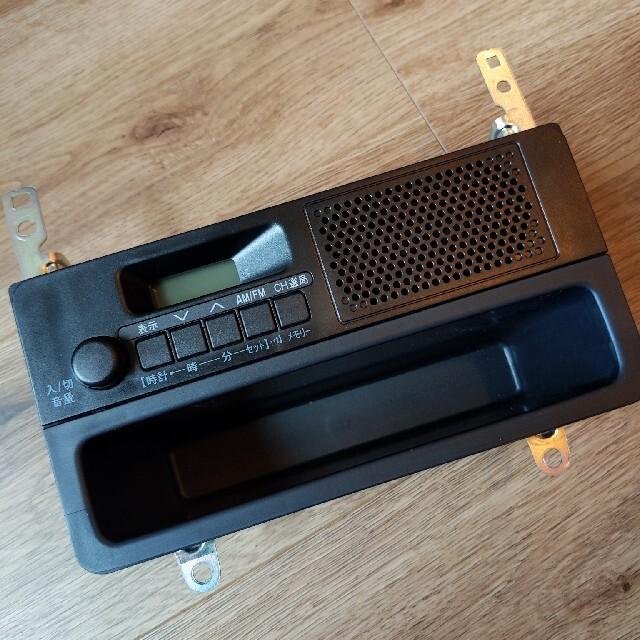ダイハツ(ダイハツ)のハイゼット ラジオ 自動車/バイクの自動車(車種別パーツ)の商品写真