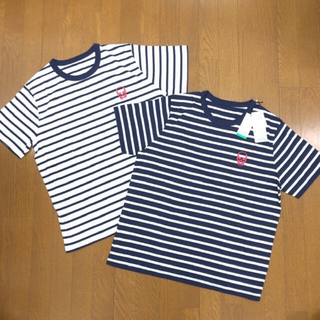 ルシアンペラフィネ(Lucien pellat-finet)の⭐️新品⭐️定価48000円2点セット⭐️ルシアンペラフィネ⭐️半袖Tシャツ(Tシャツ/カットソー(半袖/袖なし))