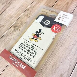 ミッキーマウス(ミッキーマウス)のミニー iPhoneXR スマホケース DN549A(iPhoneケース)