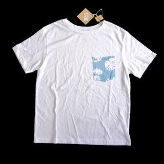 アーモンド(ALMOND)の新品 定価8000円 ALMOND surfboards Tシャツ 紳士 XS (Tシャツ/カットソー(半袖/袖なし))