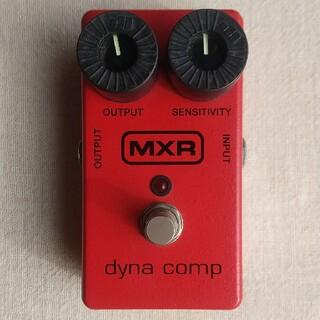【中古】MXR◆dyna comp/エフェクター/コンプレッサー/RED(エフェクター)