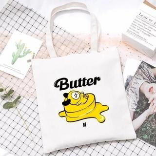 ボウダンショウネンダン(防弾少年団(BTS))のBT21 Butter 【CHIMMY】トートバッグ(トートバッグ)