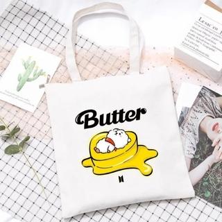 ボウダンショウネンダン(防弾少年団(BTS))のBT21 Butter 【RJ】トートバッグ(トートバッグ)