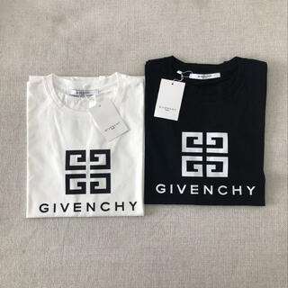 ジバンシィ(GIVENCHY)のGIVENCHYジバンシィ Tシャツ 男女兼用 Sサイズ 2点セット(Tシャツ(半袖/袖なし))